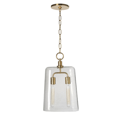 Arundel Ceiling Mounted Large Pendant with Glass Shade