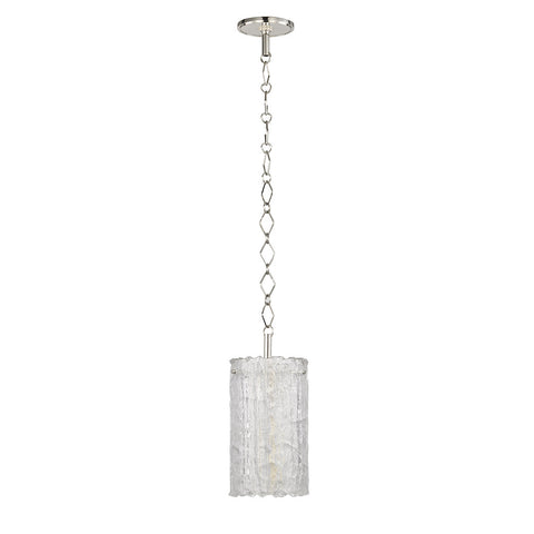 Marlon Ceiling Mounted Pendant with Glass Shade