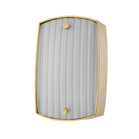 Point Reyes Wall Mounted Sconce with Glass Diffuser