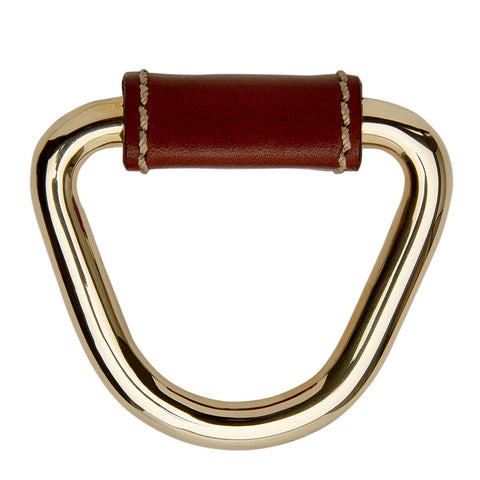 "Fallbrook 1 3/4"" Leather Pull"