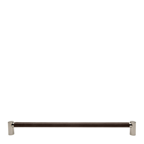 "Sonoma 24"" Leather Appliance Pull"