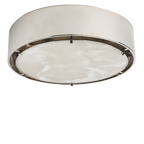 Martine Ceiling Flush Mount with Onyx Diffuser