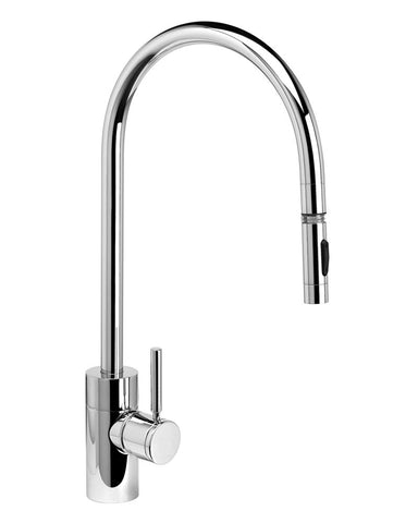 PLP EXTENDED REACH PULLDOWN KITCHEN FAUCET CONTEMPORARY