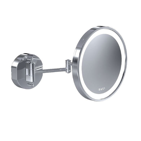 Baci Senior Double Arm Wall Mirror