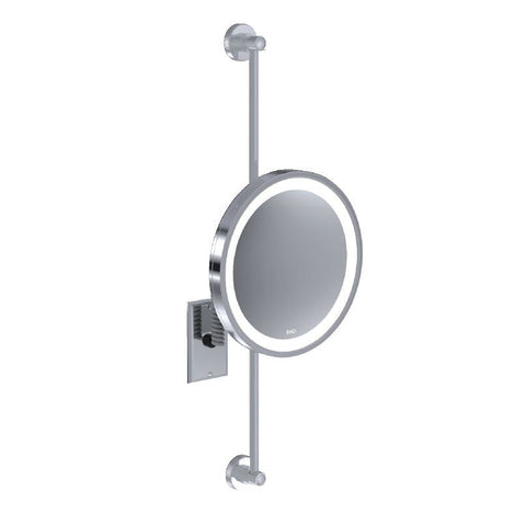 Baci Senior Vertically Adjustable Wall Mirror