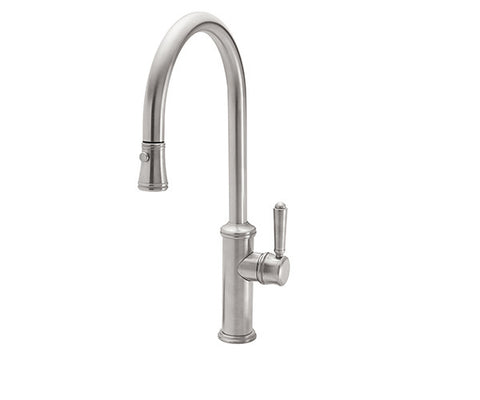 Pull-Down Kitchen Faucet with 55 Handle