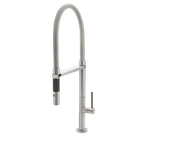 Poetto Culinary Pull-Out Kitchen Faucet with BSST Handle