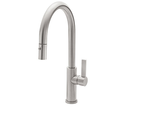 Pull-Down Kitchen Faucet with FB Handle