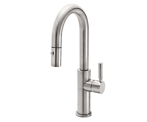 Corsano Pull-Down Prep/Bar Faucet with FB Handle