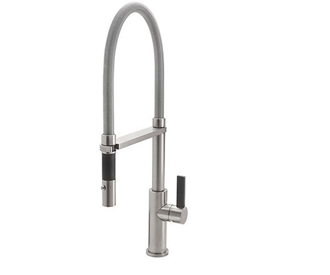 Corsano Culinary Pull-Out Kitchen Faucet with FB Handle