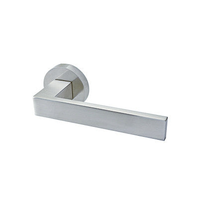 Lever 100 Passage Set Round Rose