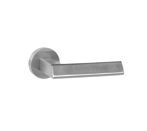 Lever 136 Single Dummy Round Rose