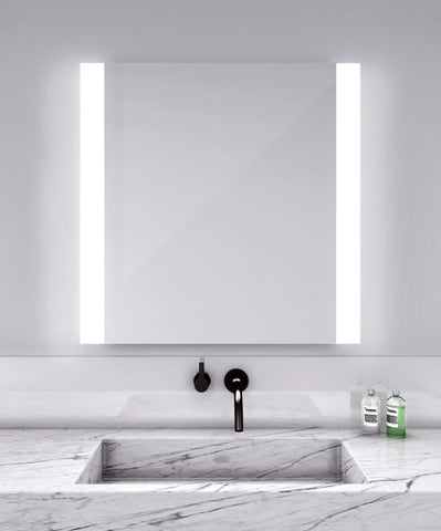 "Novo Lighted Mirror 48""W x 36"""