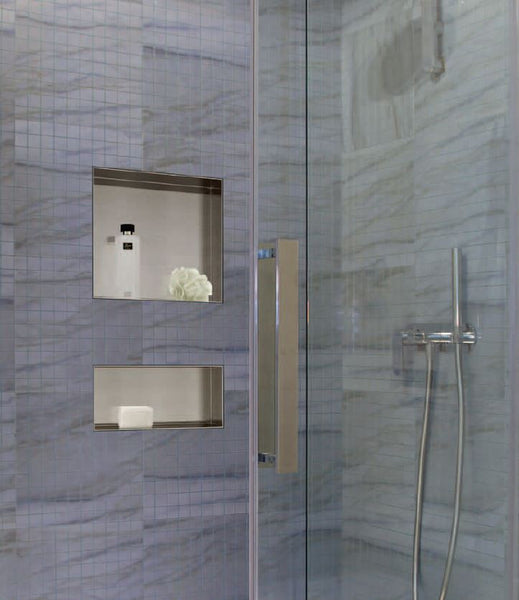 Montaggio Recessed Mounting Shower Niche