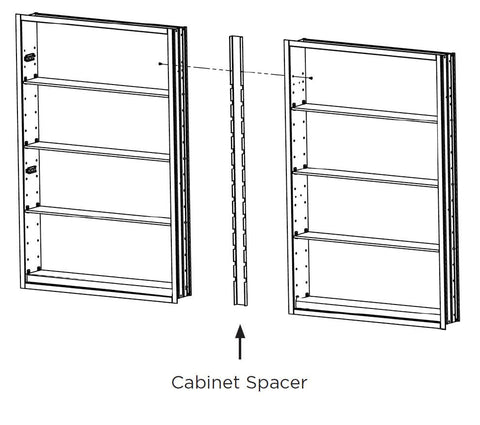Ganging Kit For 30 Cabinets