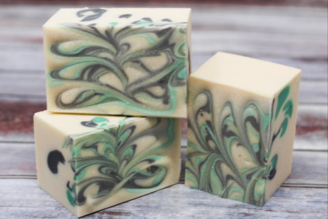 Artisan Soap: After the Rain Soap