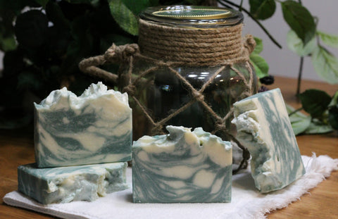 Rustic Cactus & Sea Salt Soap