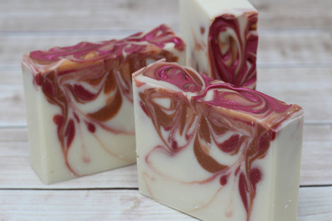 Holiday Soap: Comfort & Joy Soap