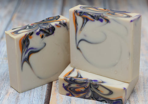 Frankincense and Myrhh Soap