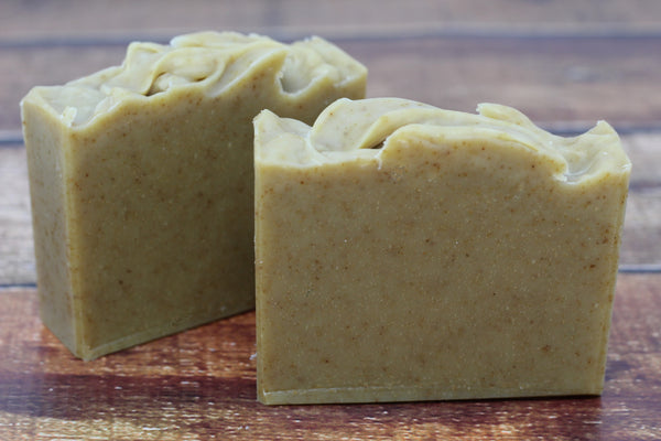 Essential Oil Soap:  Hemp, Olive Leaf, & Shea Soap
