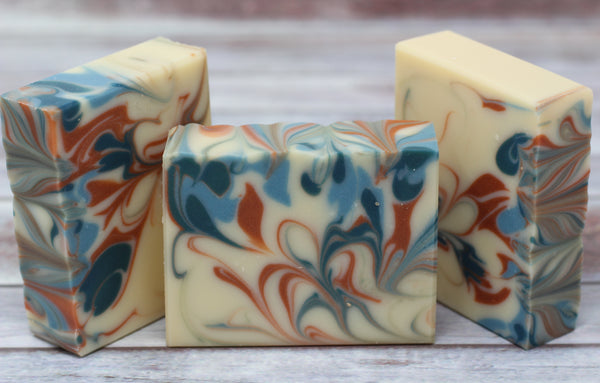 Holiday Soap - Hometown Christmas Soap