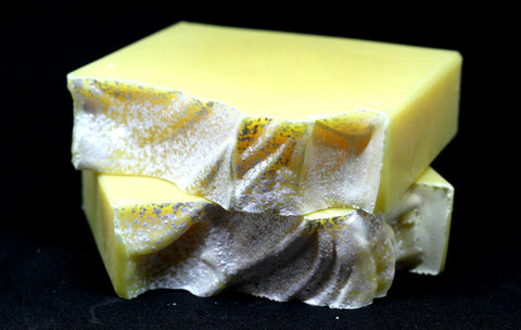 Citrus Soap:  Lemon Chiffon Soap