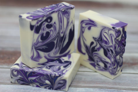 Artisan Soap:  Love Spell Soap w/ Coconut Milk