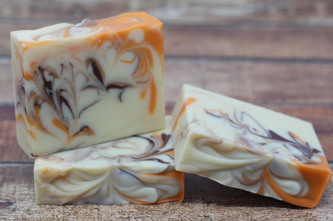 Holiday Soap - Orange Clove Soap