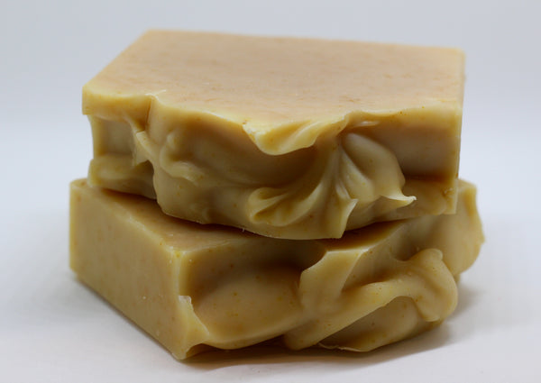 Orange Tea Tree Goats Milk Soap