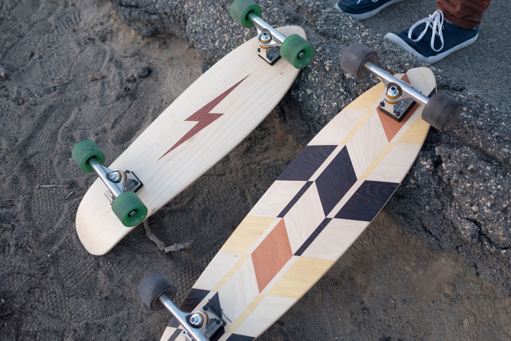 sanford shapes-handcrafted-skateboard-longboard-cruiser-leucadia-california-encinitas-pacific-ocean