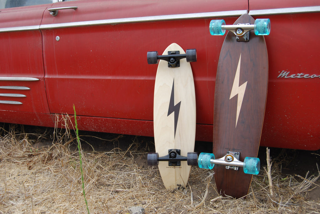 sanford shapes-handcrafted-skateboard-leucadia-california-bolt-mini cruiser-cruiser-old school-skateboarding