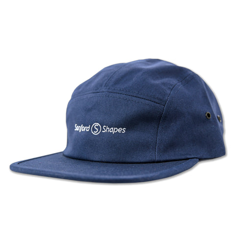 5 PANEL EMBROIDER : NAVY