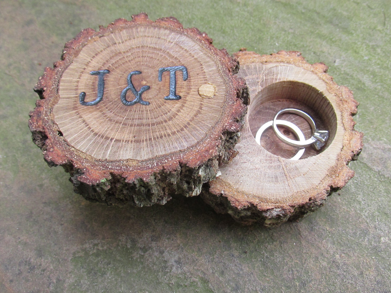 Oak ring box ring bearer box engagement ring box wedding ring oak ring box ring bearer box engagement ring box wedding ring box junglespirit Image collections