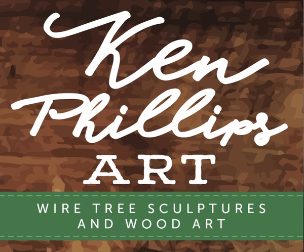 Ken Phillips Art's logo
