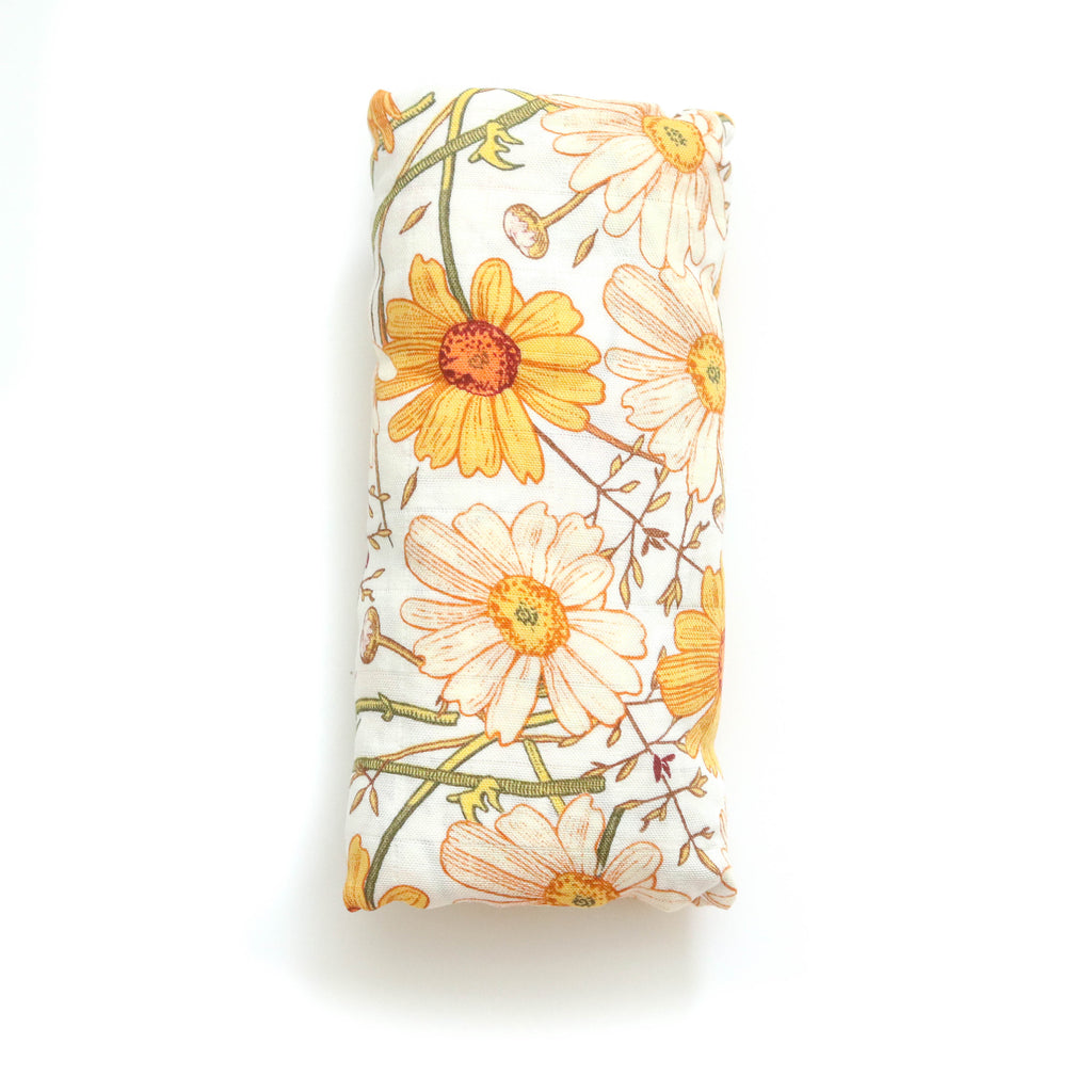 Swaddle - Fall Floral