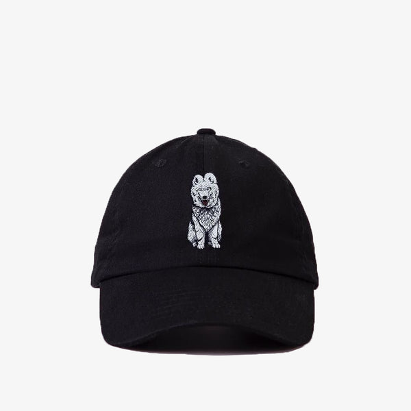 Joys of Living Tokyo The Samoyed Mascot Baseball Cap