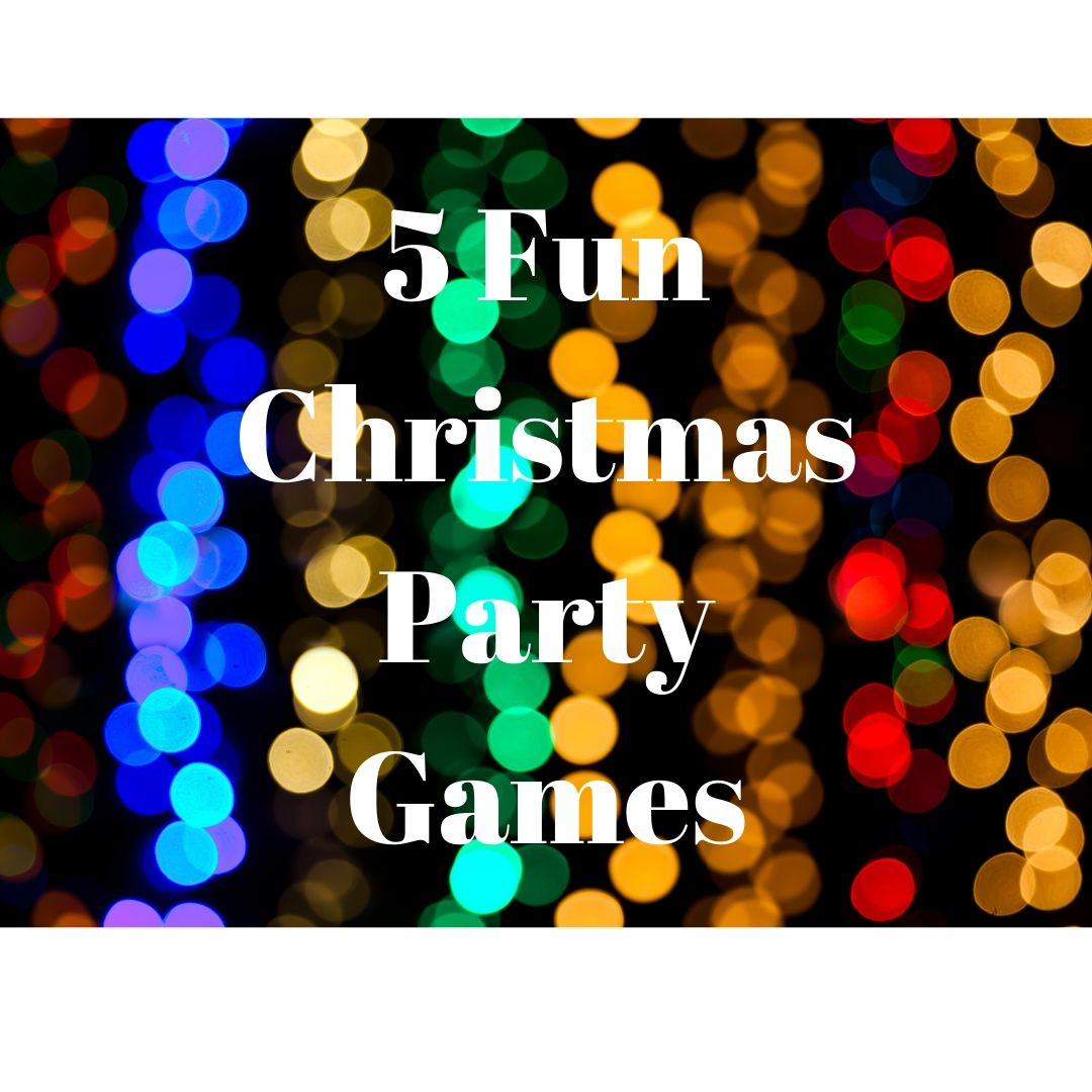 Five Games for a Fun Christmas Party