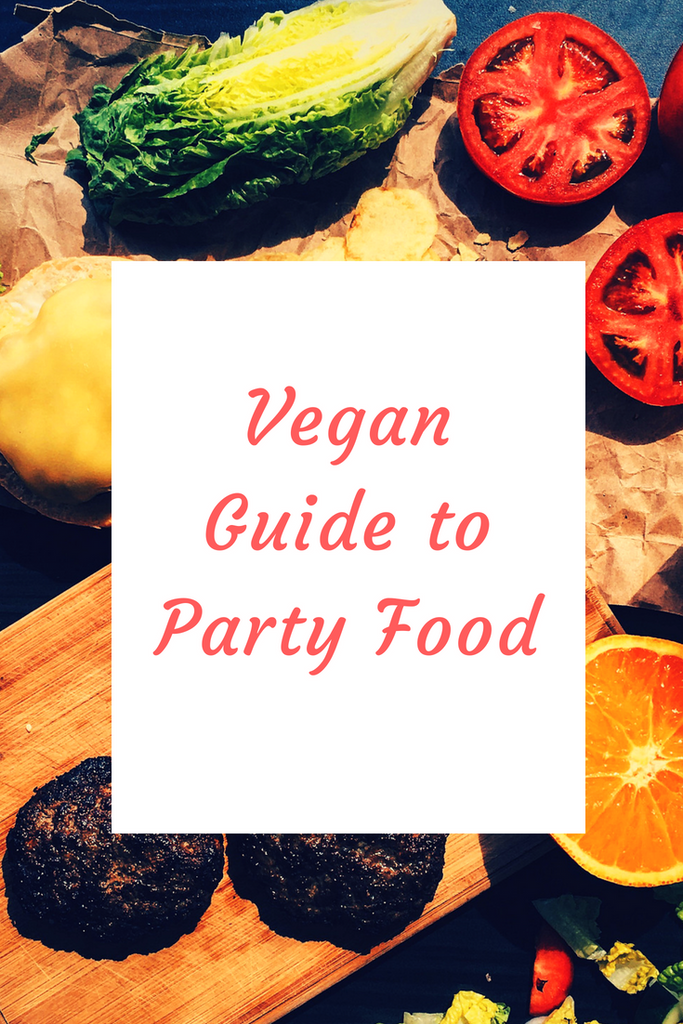 Vegan Guide to Party Food