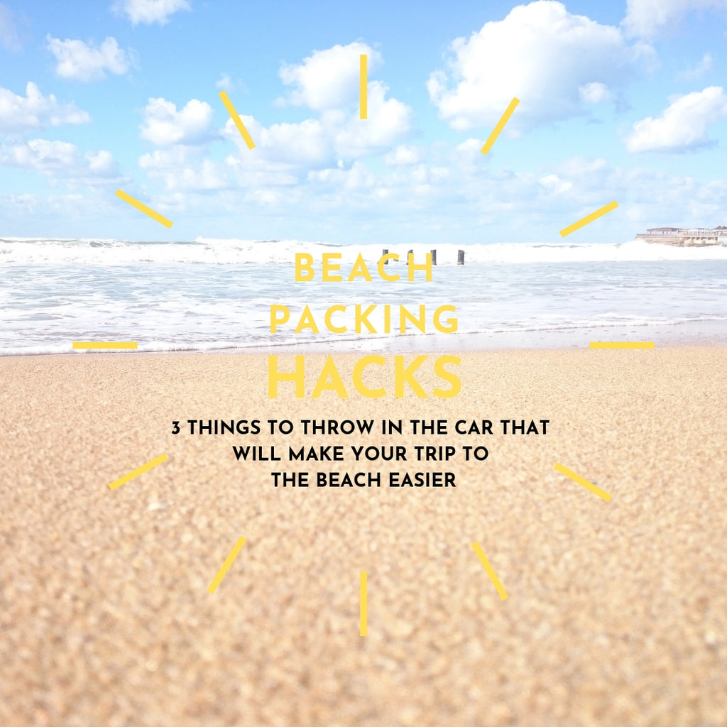 Beach Packing Hacks