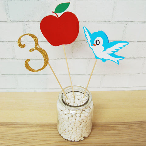 """The Apple of Our Eye"" Centerpiece"