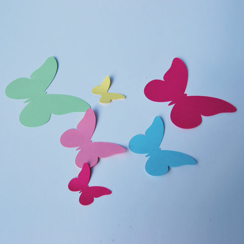 Butterfly Party Wall Decoration