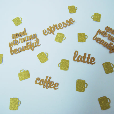 Coffee Confetti on Pinterest
