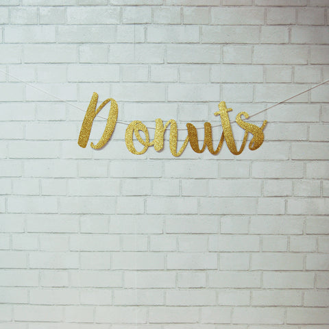 Donuts Banner on Pinterest