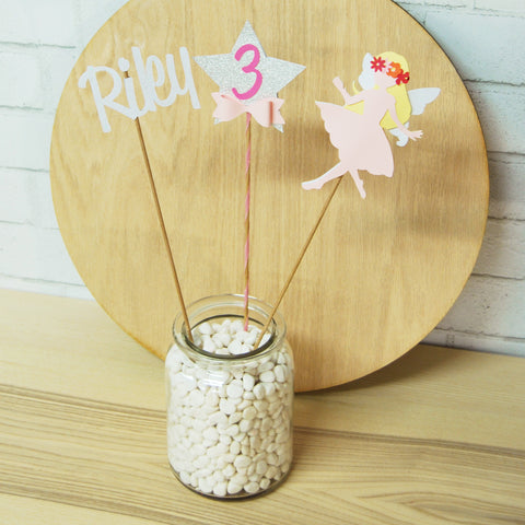 Fairy Party Centerpiece