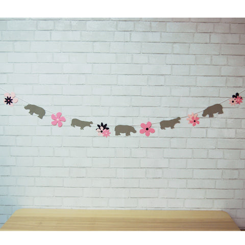 Hippo Garland on Pinterest