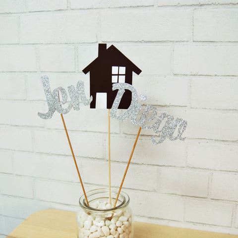 House Warming Party Centerpiece on Pinterest