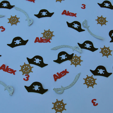 Pirate Confetti