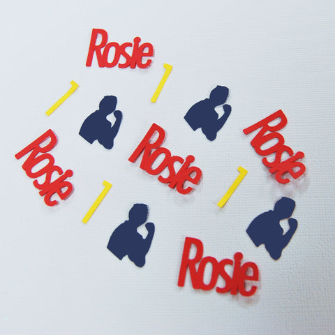 Rosie the Riveter Confetti