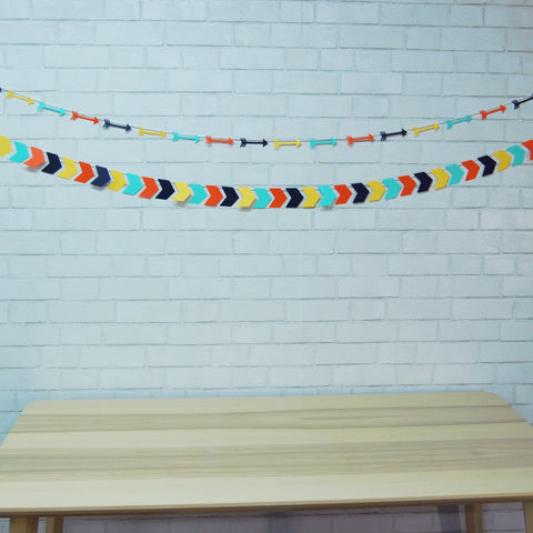 Wild One Tribal Arrow Garland