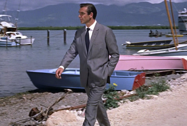 James Bond Sean Connery Dr. No